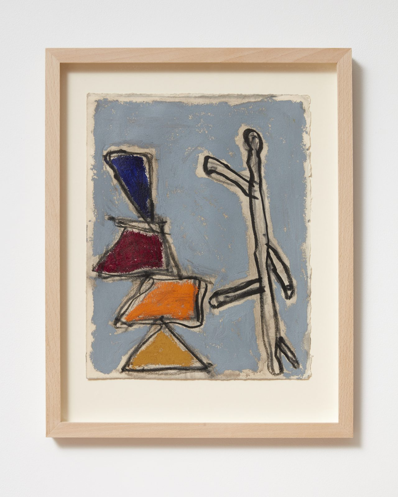 Basil Beattie featured artwork