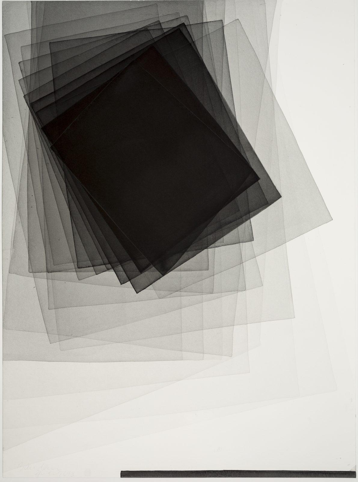 Joachim Bandau featured artwork