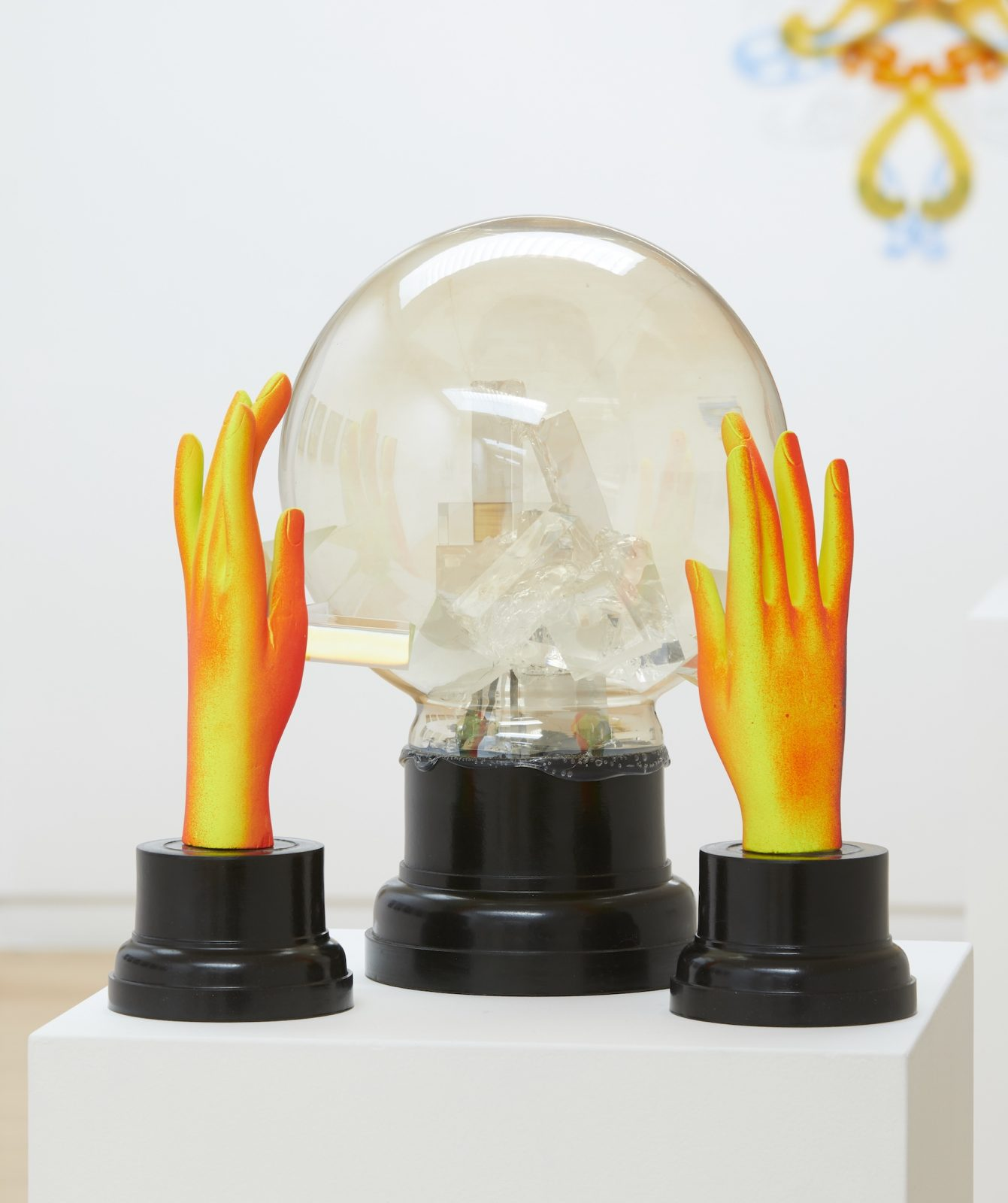 Judy Darragh featured artwork