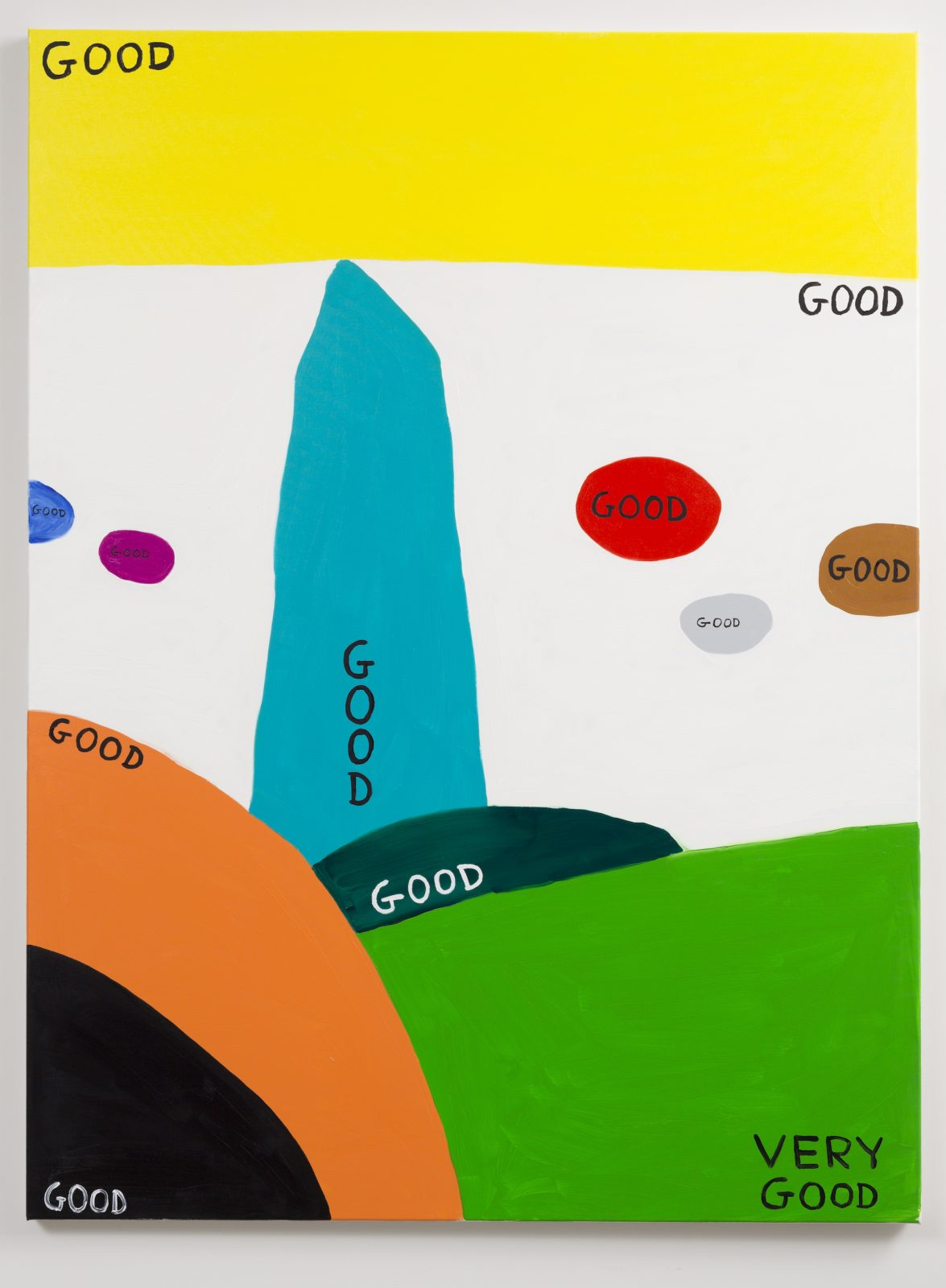 David Shrigley featured artwork